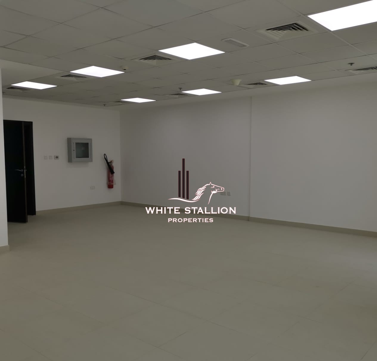 CALL MUFADDAL HUNAID +971 55 840 9211 BRAND NEW FITTED OFFICE + HIGH FLOOR + LAKE VIEW + NEAR METRO STATION 35K IN PREATONI TOWER