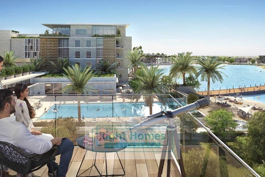 Luxurious 3BR Townhouse   Elan Tilal Al Ghaf