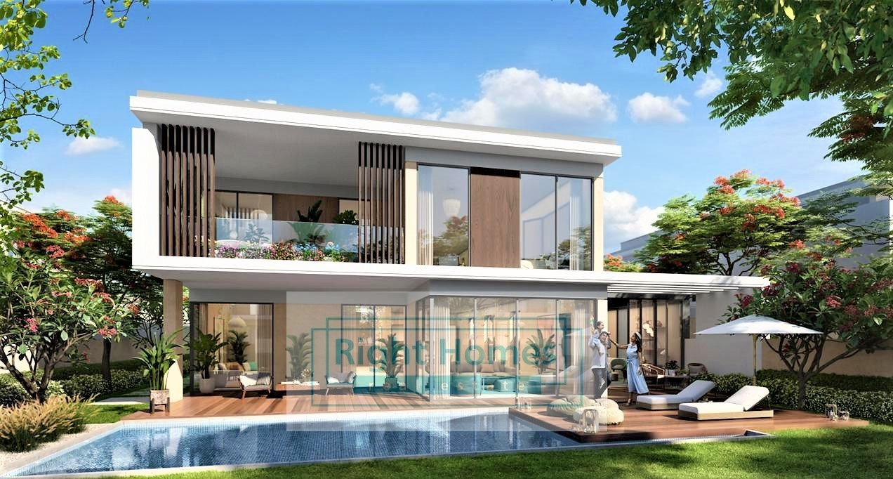 Contemporary 4 BR Independent Villa - Harmony